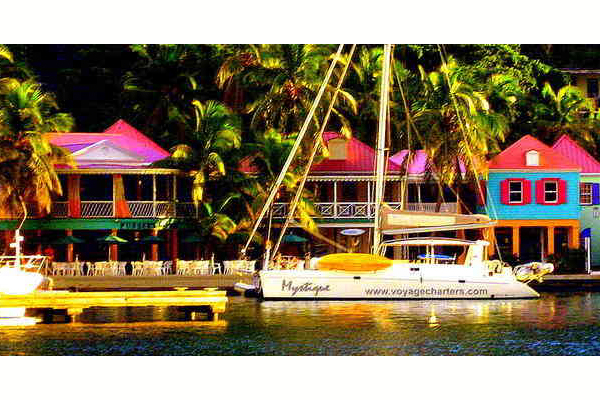 Skippered Charter in the Caribbean with S/Y Sanctuary